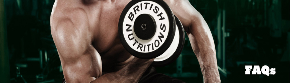British Nutritions FAQs
