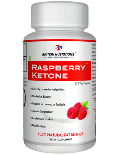 British Nutritions - Raspberry Ketone Capsules